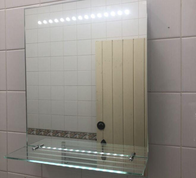 New Shaver Mirror