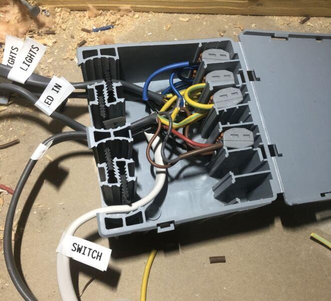 Wago Box Wiring