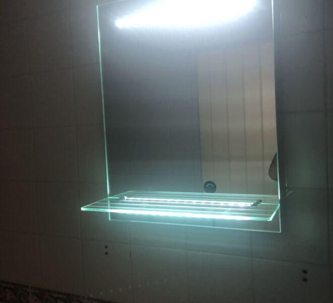 New Shaver Mirror Light
