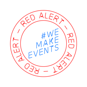 We Make Events Campaign